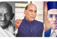 gandhi asked savarkar to apply for mercy petition